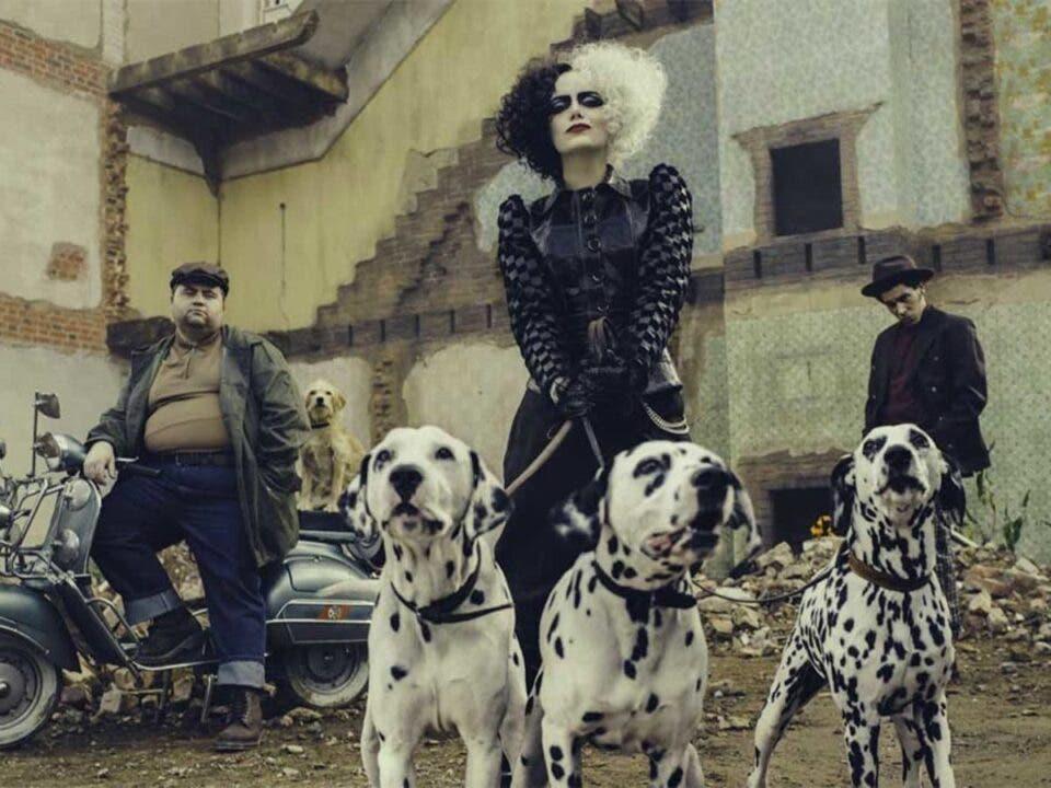 Cruella ya tiene nuevo tráiler e imágenes nuevas