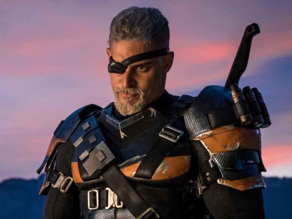 Zack Snyder explica la importancia de Deathstroke (Joe Manganiello) en Liga de la Justicia