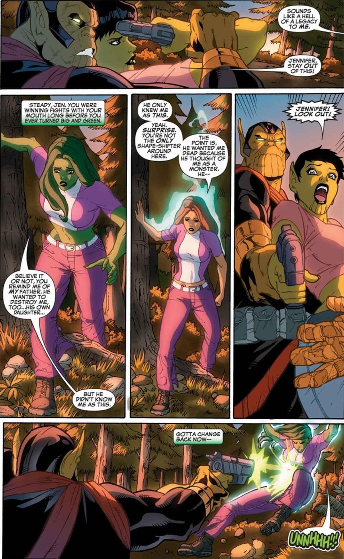 Los Skrull serán importantes en la serie She-Hulk de Marvel Studios