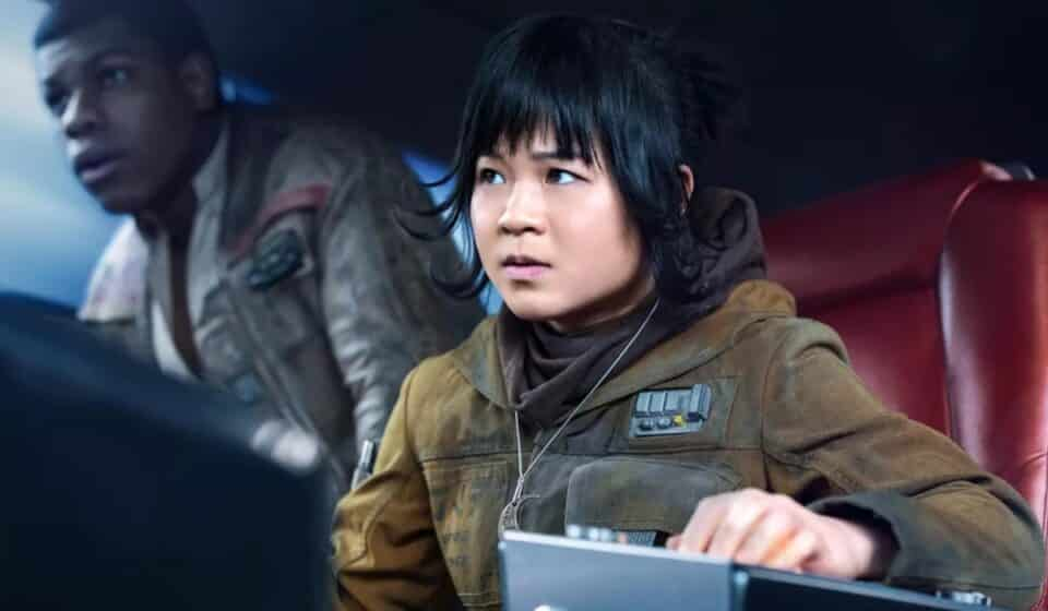 Kelly Marie Tran recordó su horrible experiencia en Star Wars