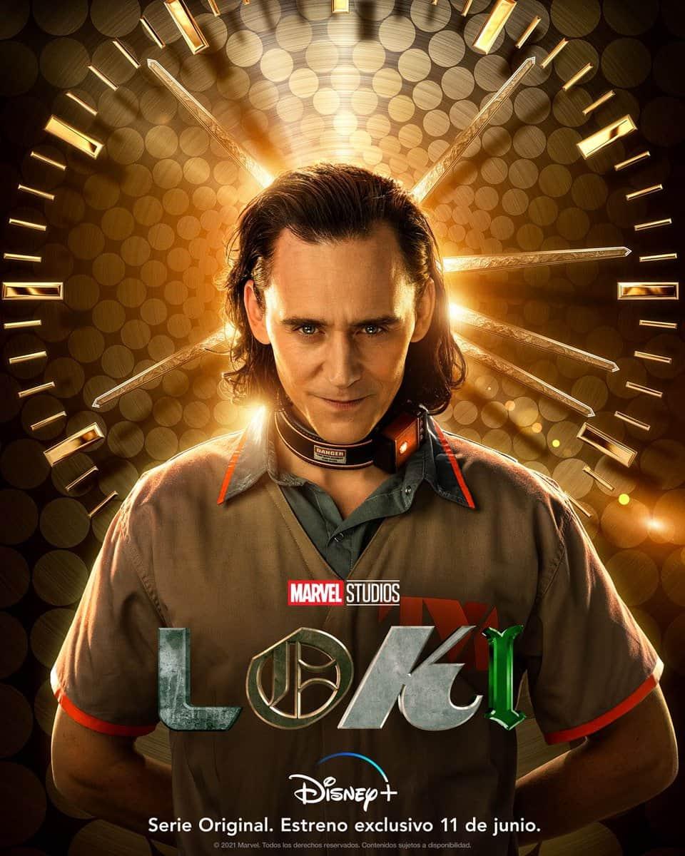 Poster de Loki