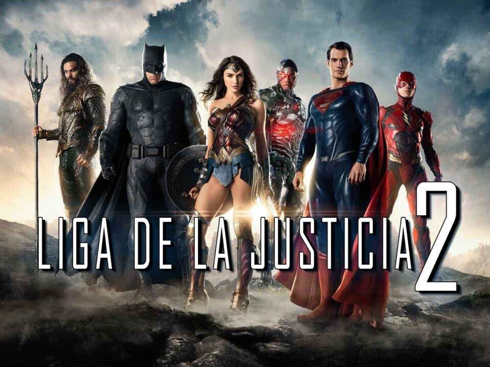 Habrá que empezar a exigir que hagan Liga de la Justicia 2