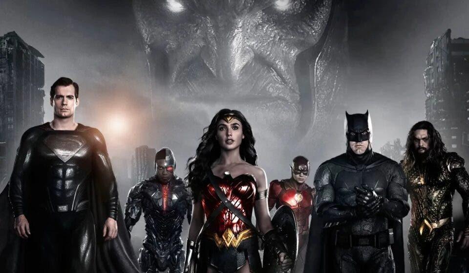 HBO se cayó con el estreno de Liga de la Justicia de Zack Snyder