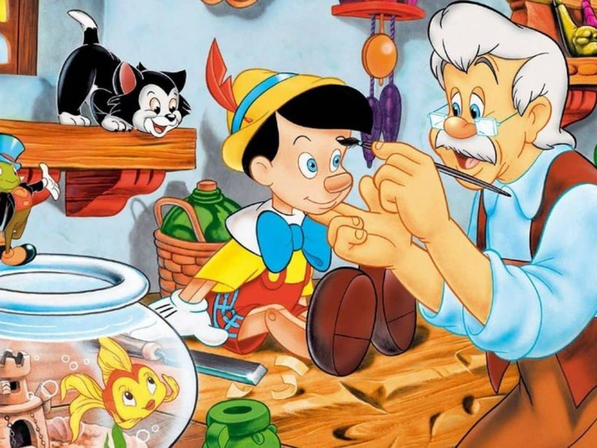 El elenco de la película Pinocho ya esta siendo asignado