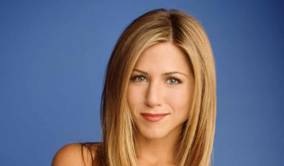 El tic de Jennifer Aniston en Friends que todos pasaron por alto