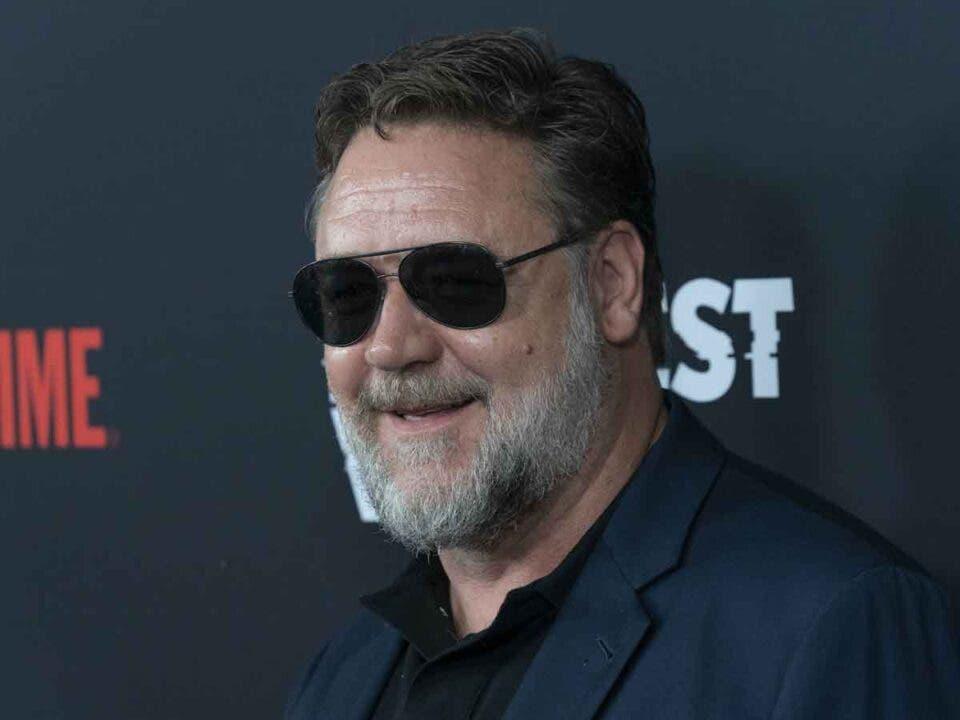 Russell Crowe se une al elenco de THOR: Love and thunder