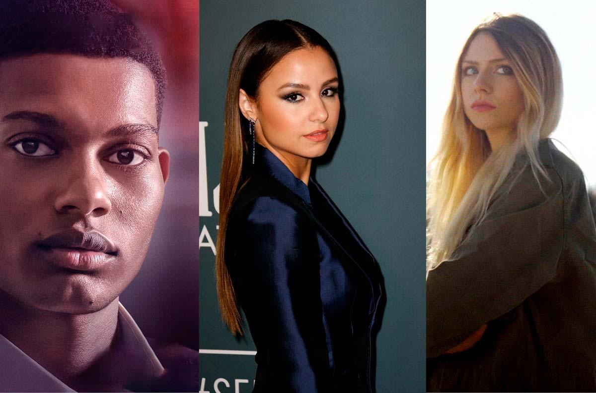 Shane Paul McGhie (Greenleaf), Aimee Carrero (Elena de Avalor, Una chef en casa) y (Dos balas muy perdidas) son las nuevas estrellas en incorporarse al spin-off universitario de The Boys.