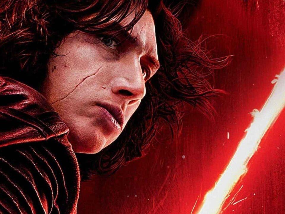 Descripción donde Kylo Ren torturaba a Chewbacca en Star Wars IX