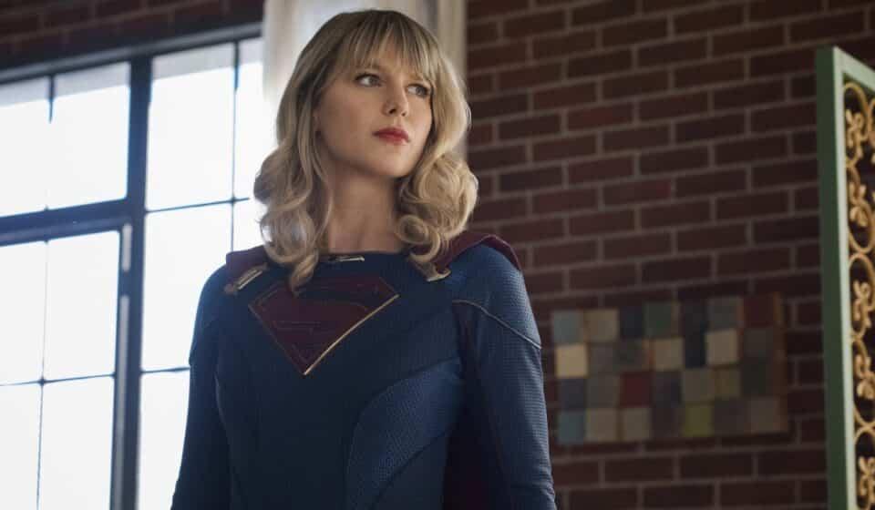 Ya es una realidad: Melissa Benoist se despide de Supergirl