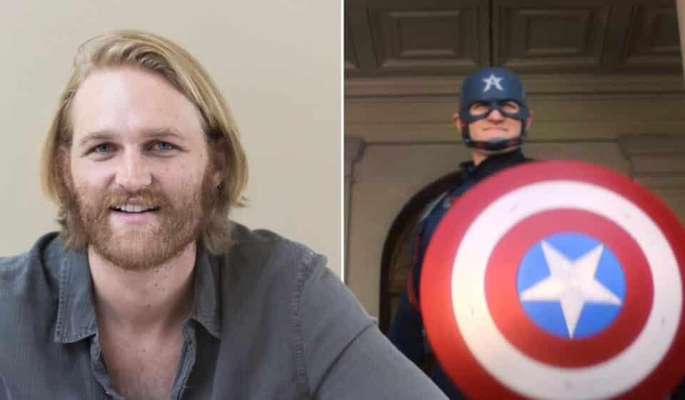 Wyatt Russell ya había audicionado para ser Capitán América