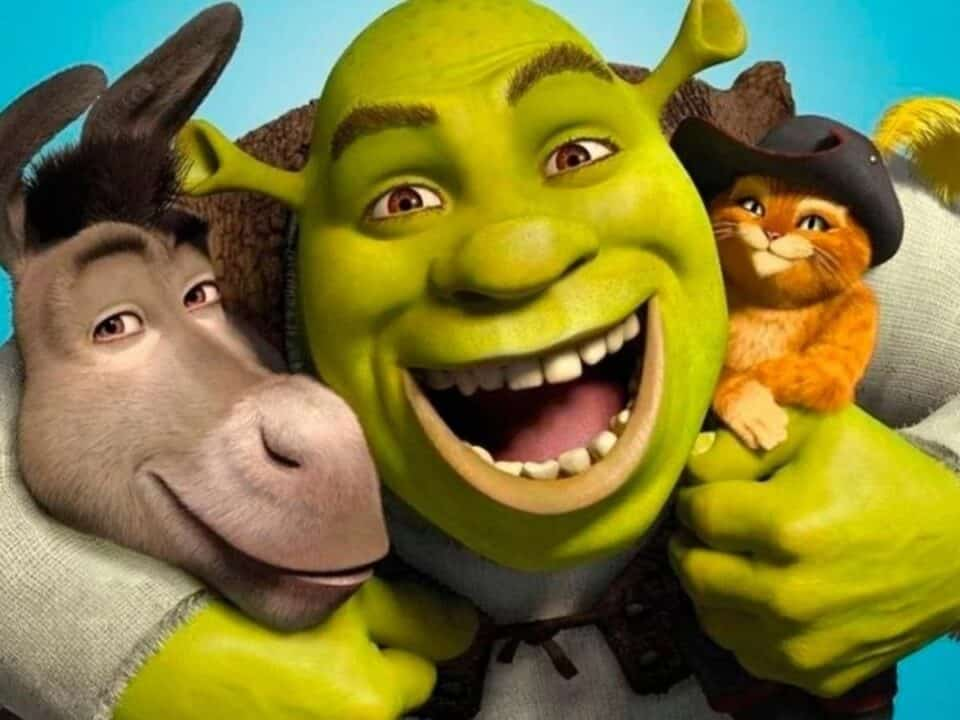 Shrek llegará en 4K Ultra HD, Blu-ray y digital en su 20 aniversario