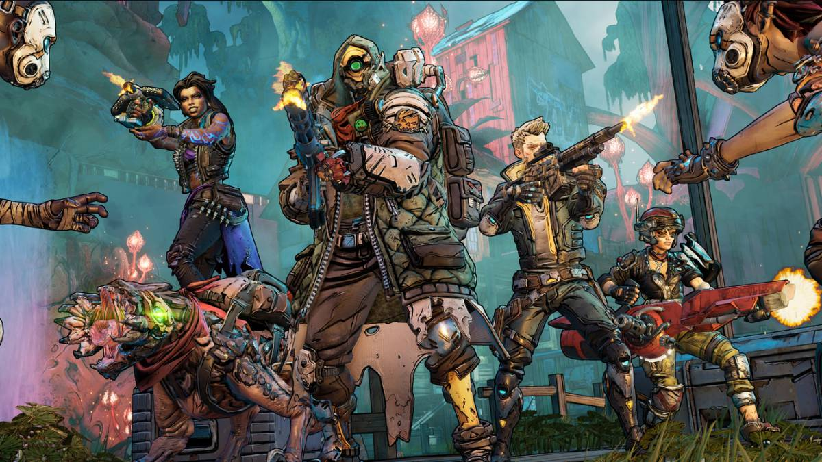 Borderlands is one of the best-selling games today