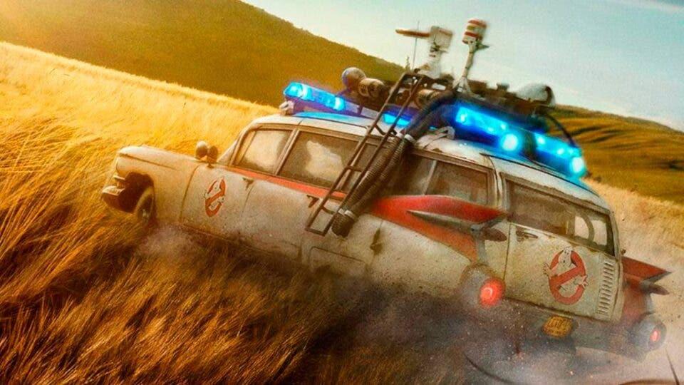 Los Cazafantasmas: Más Allá estrena en julio