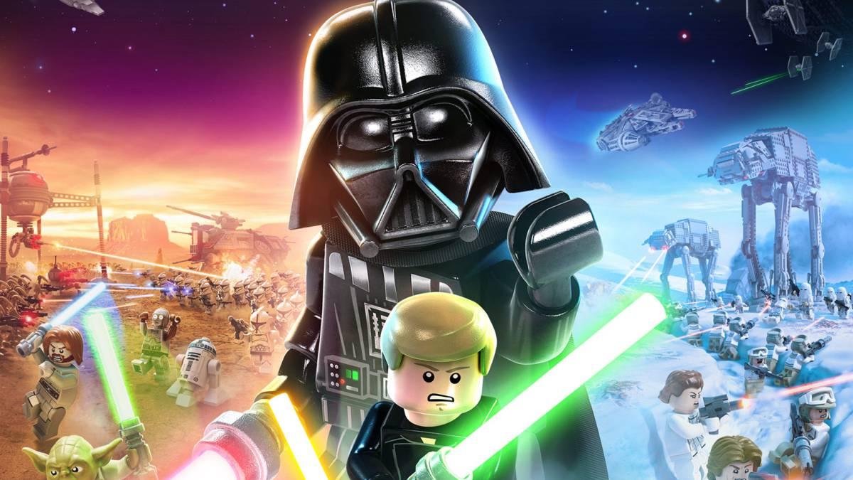 LEGO Star Wars: The Skywalker Saga tendrá casi 500 personajes