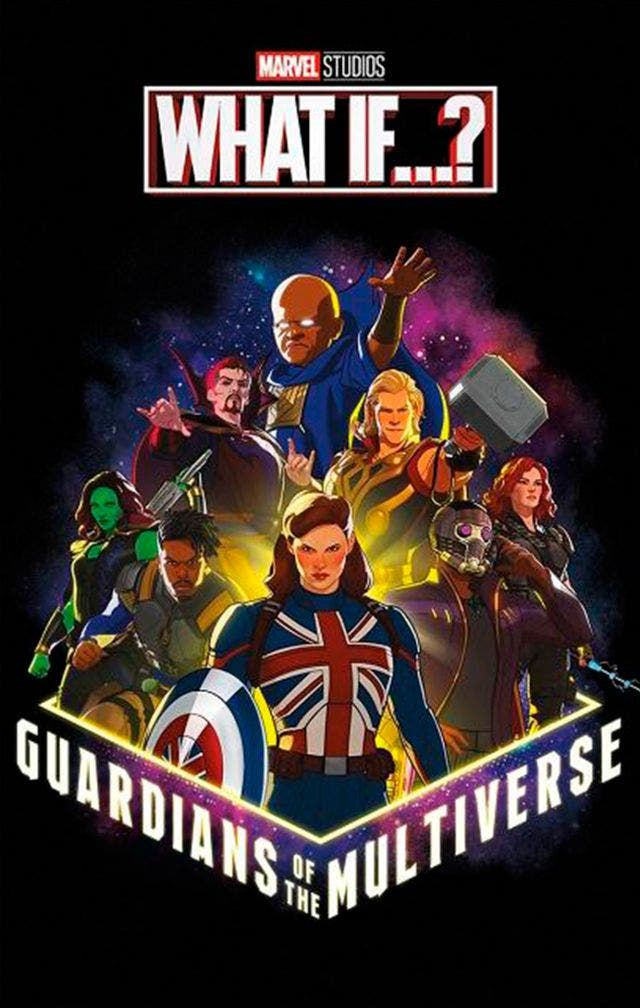 Guardianes del Multiverso