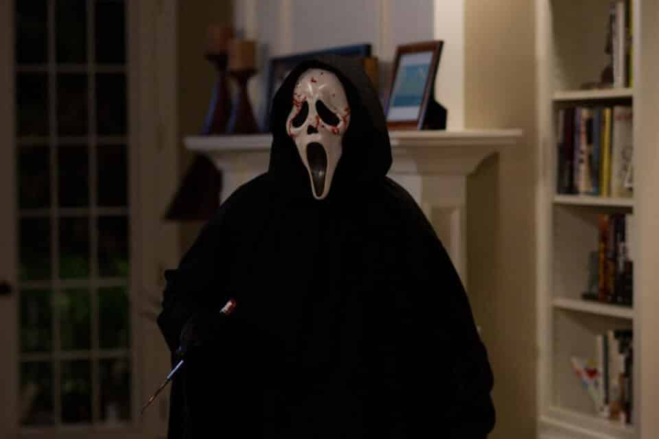 Scream será lanzada en 2022