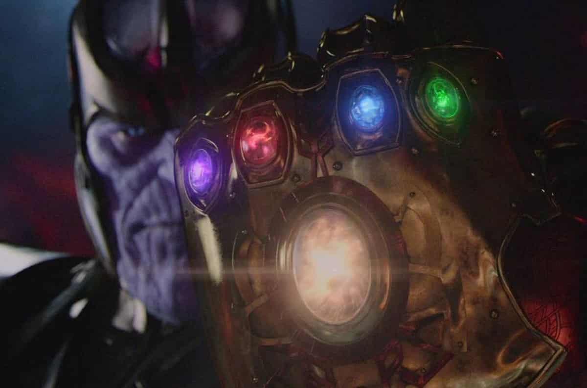 The Infinity Gauntlet in the MCU
