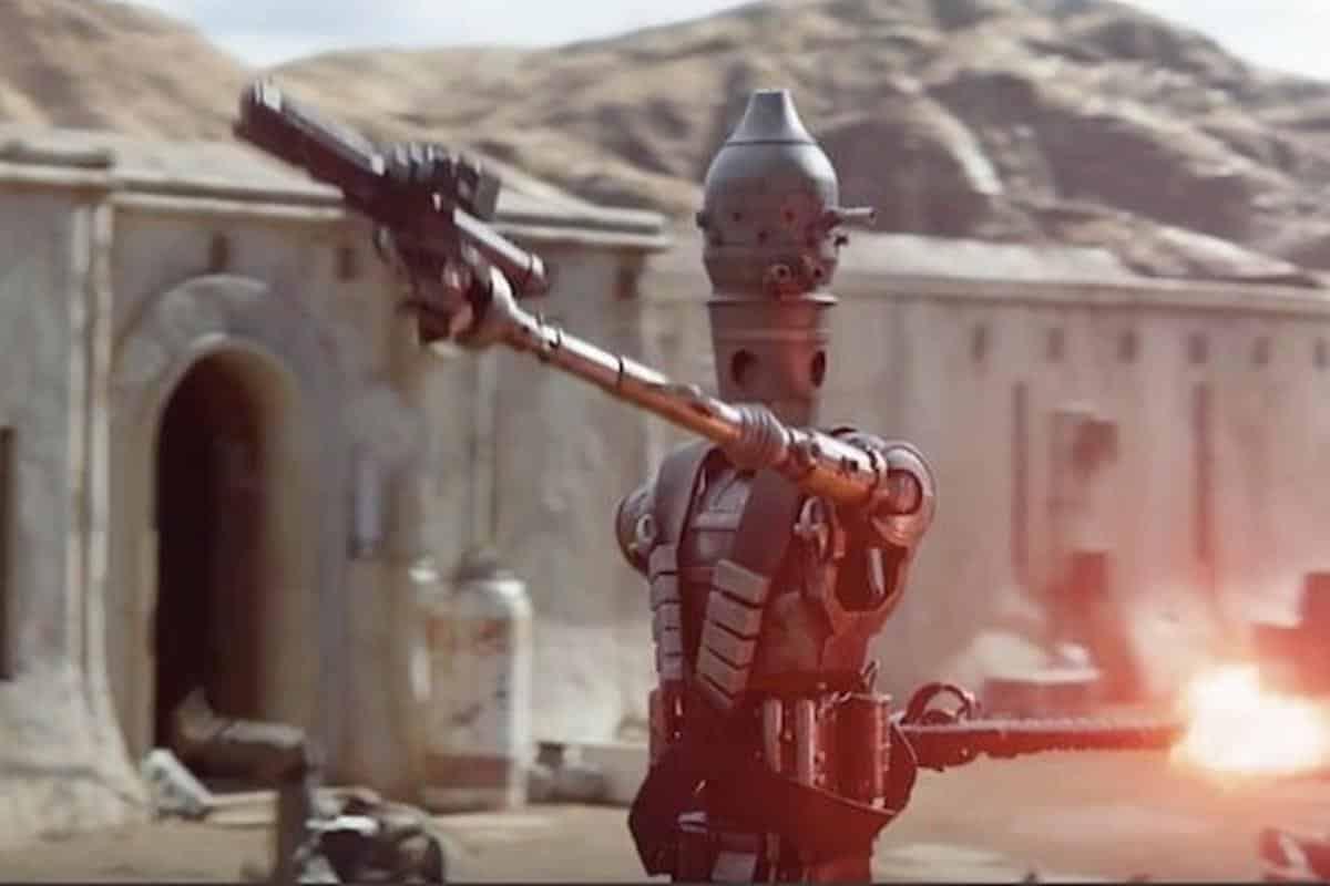 IG - 11 de Star Wars