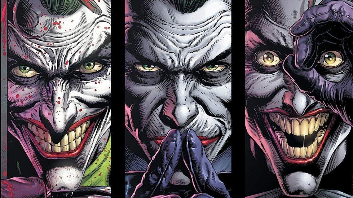 Batman 3 jokers 1