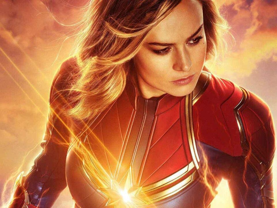 Buenas noticias para Capitana Marvel 2