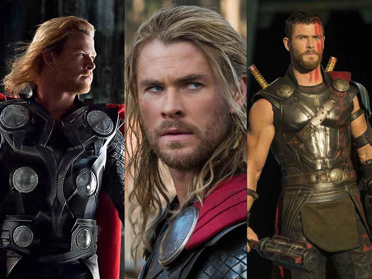 Chris Hemsworth revela el look que tendrá en Thor: Love and Thunder