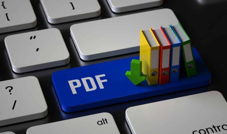 Cómo combinar varios PDF en uno sin programas
