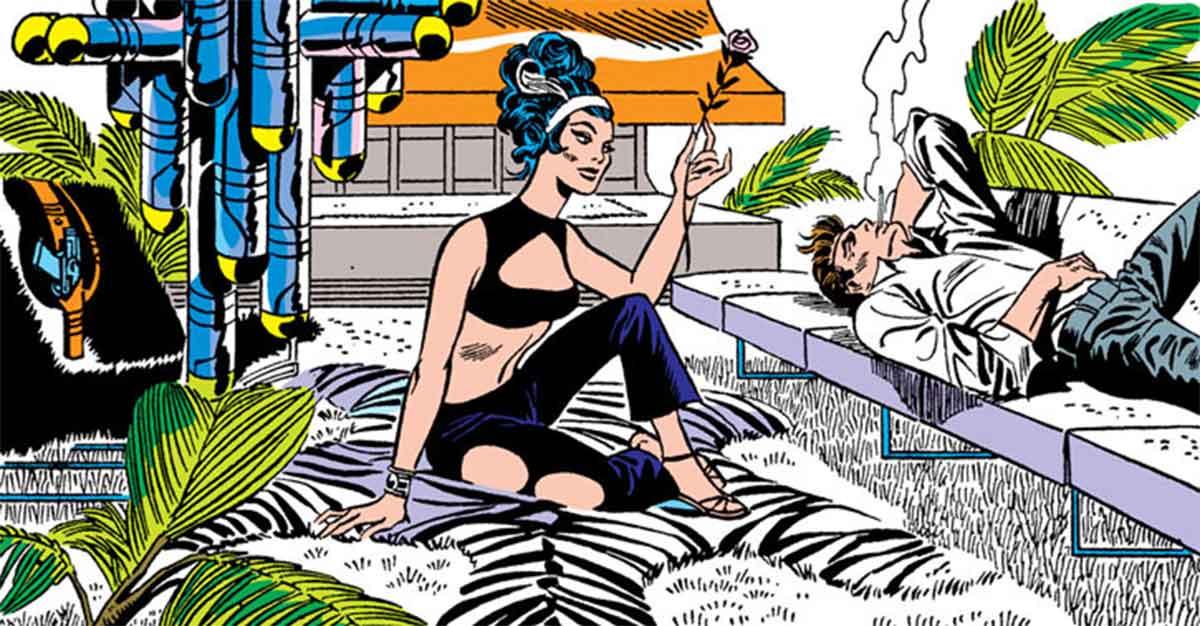¿Quién es la Condesa Valentina Allegra de Fontaine de Falcon y el Soldado de Invierno?