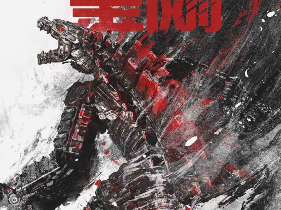 Detalles ocultos en el diseño de Mechagodzilla de Godzilla vs Kong