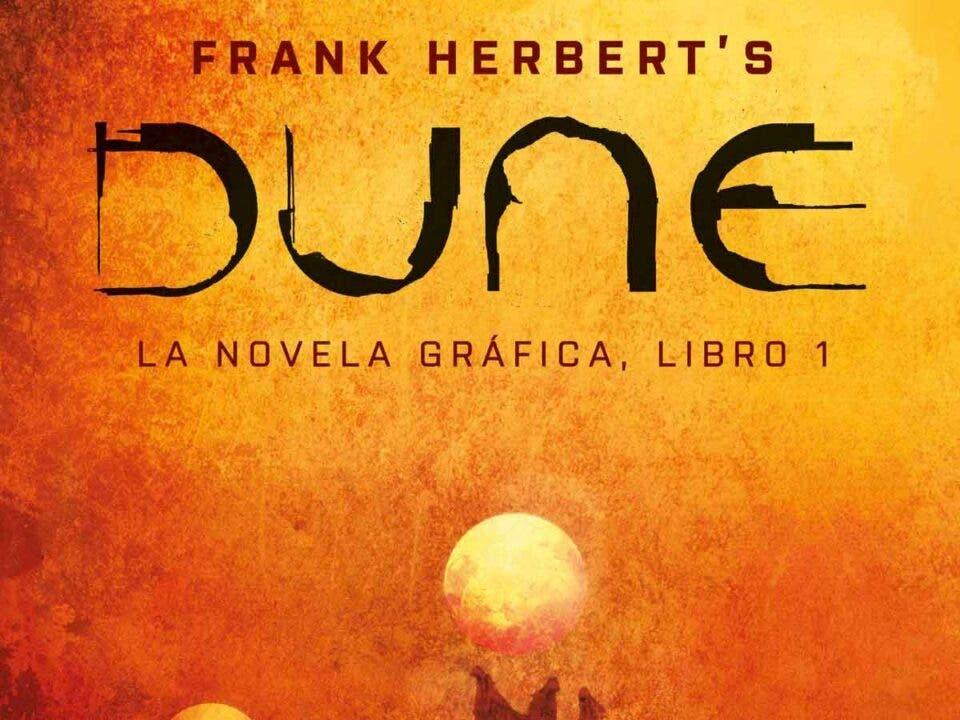 Dune la novela gráfica