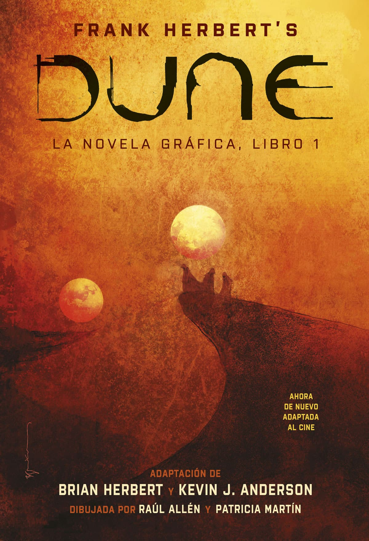 DUNE.  THE GRAPHIC NOVEL.  BOOK 1
