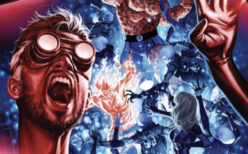 MARVEL Los Cuatro Fantásticos nº 27. El Portal Eterno está abierto