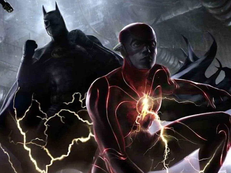 Filtran el Batmóvil que aparecerá en la película The Flash