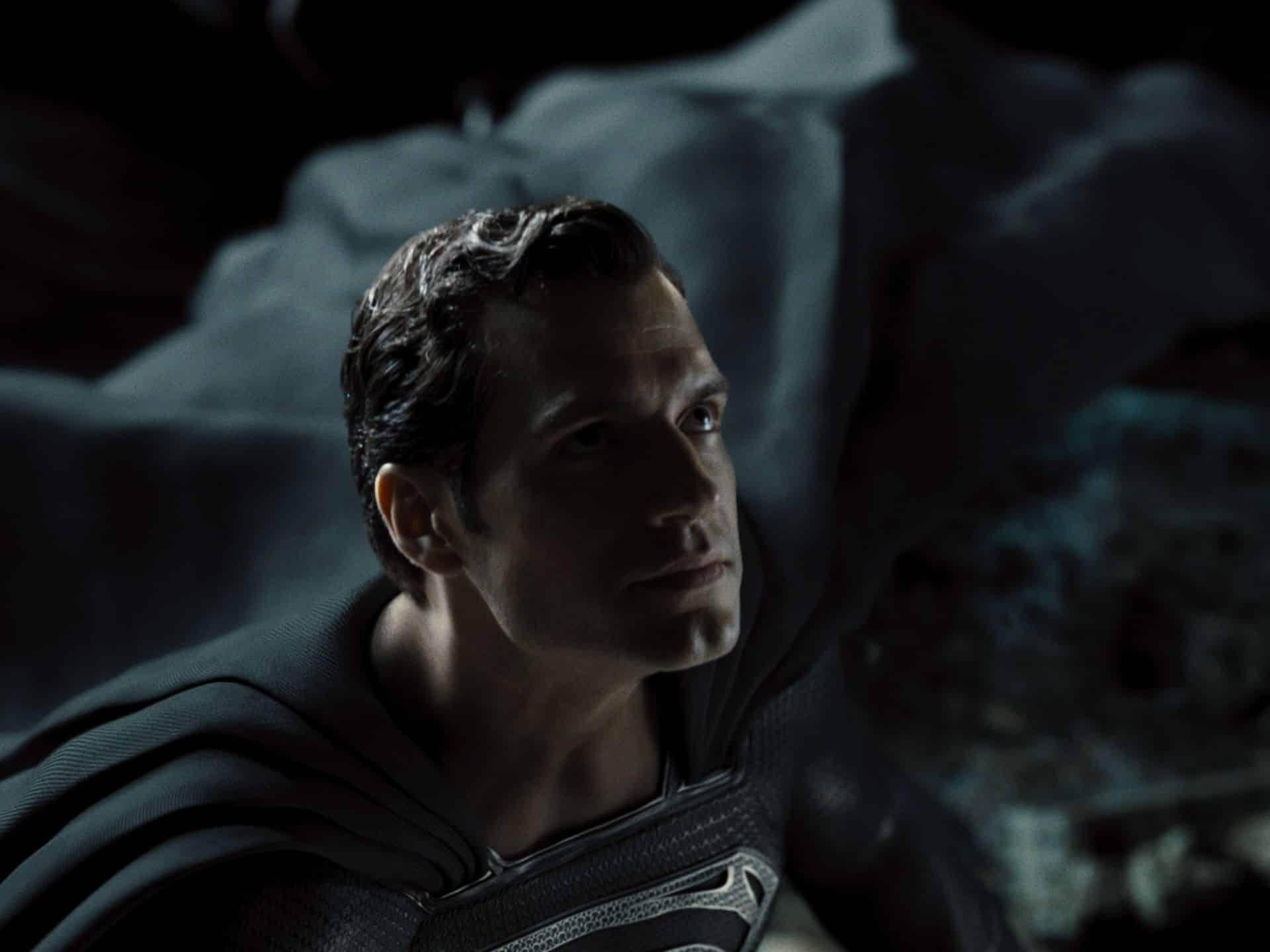 Henry Cavill es Superman en la Zack Snyder Liga de la justicia