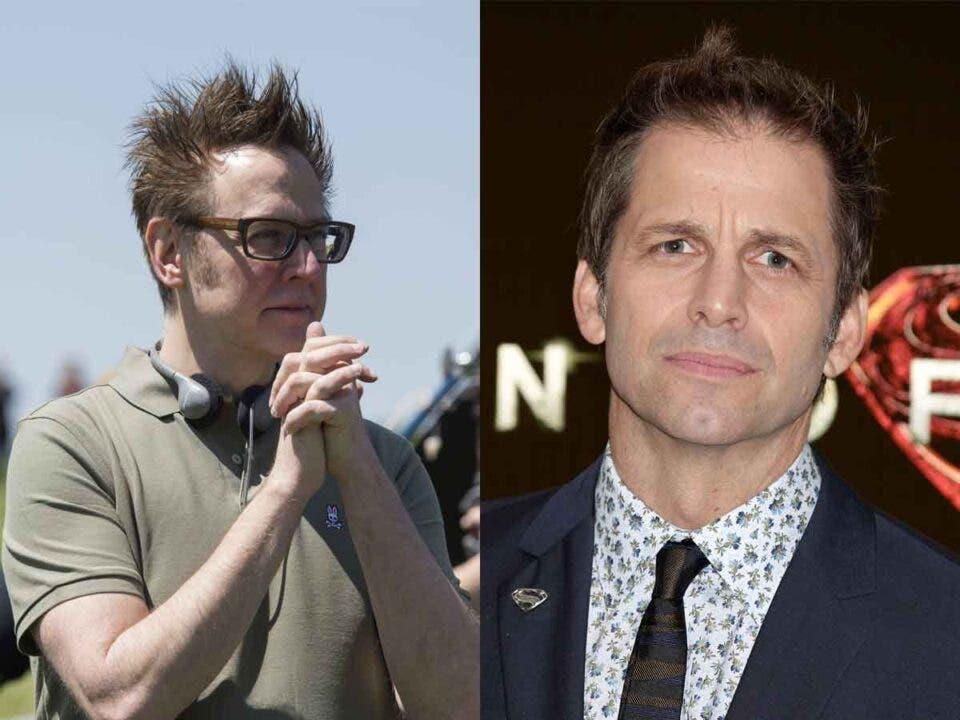 James Gunn vs Zack Snyder ¿Quién es mejor director?