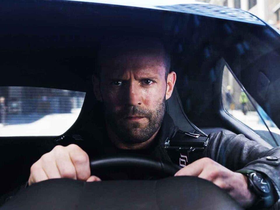 Jason Statham Fast and Furious