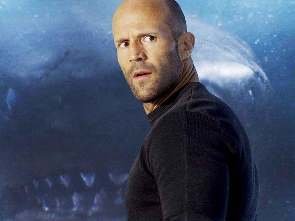 Jason Statham dispuesto a machacar más tiburones en Megalodón 2