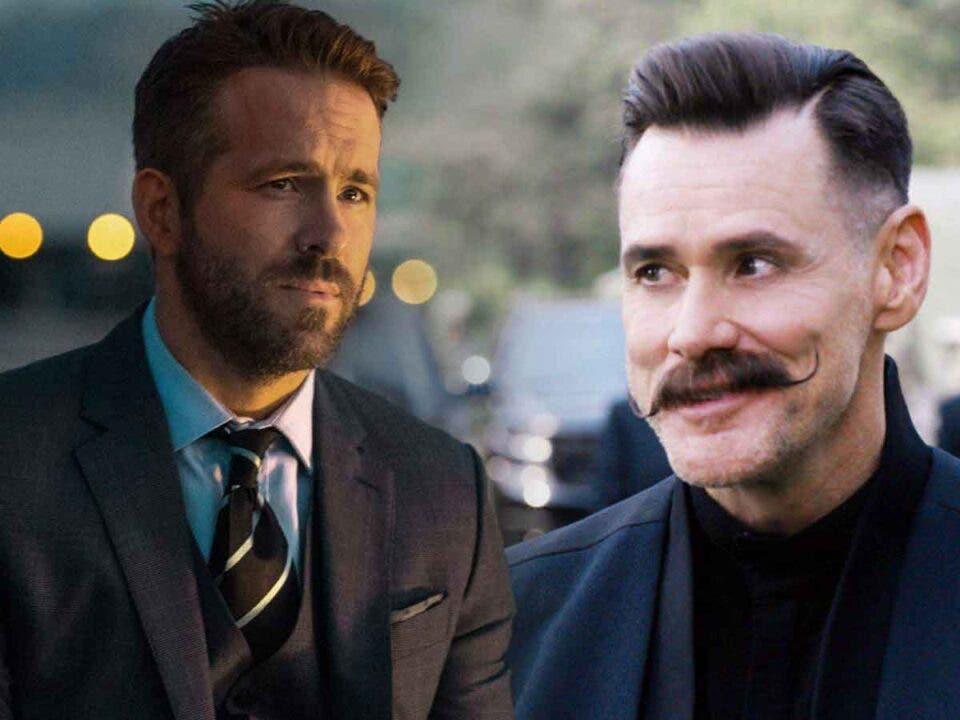 Jim Carrey y Ryan Reynolds harán una comedia musical de superhéroes