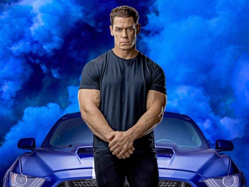 John Cena se declara el mejor villano de Fast & Furious de todos los tiempos