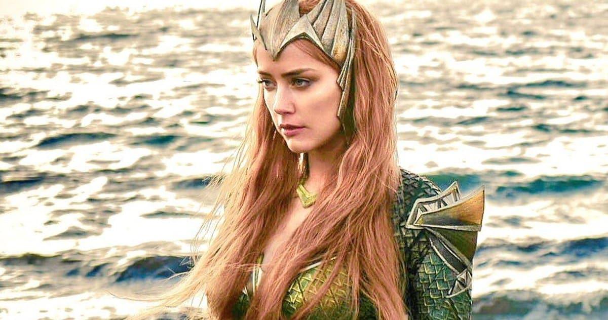 Amber Heard, Mera en Aquaman