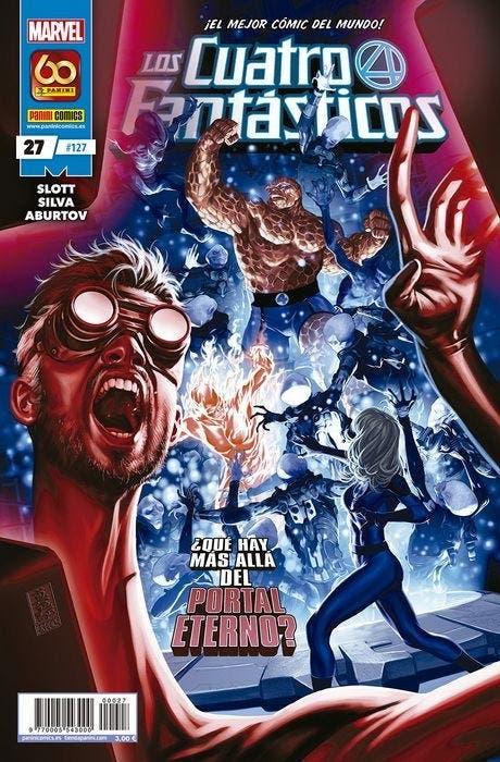 Fantastic Four 27: What's Beyond the Eternal Portal?