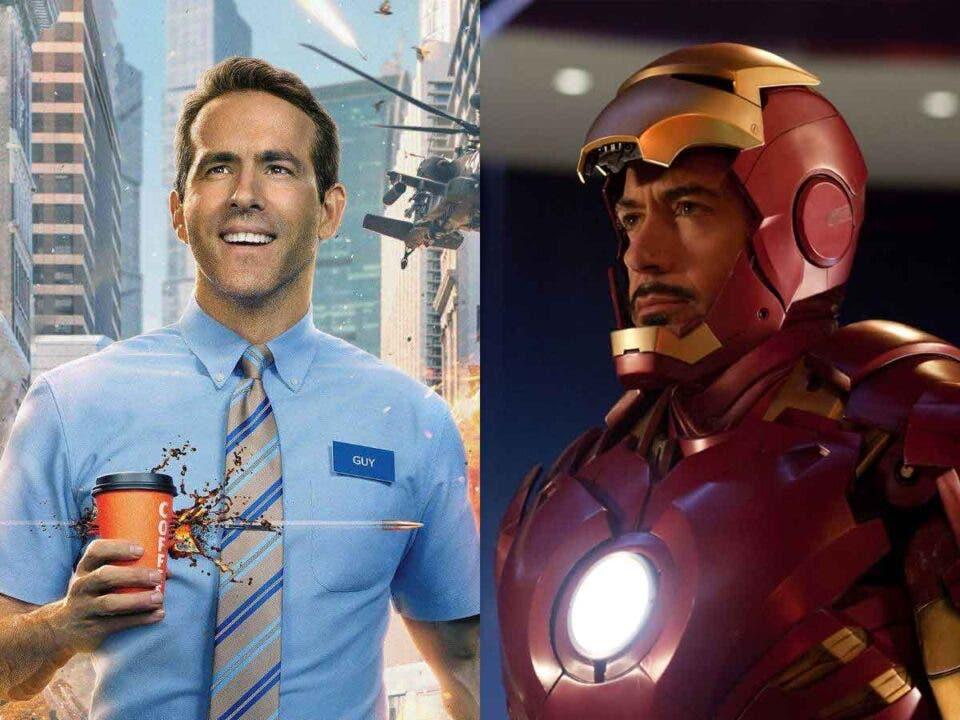 Marvel Studios quiere que Ryan Reynolds sea su nuevo Robert Downey Jr