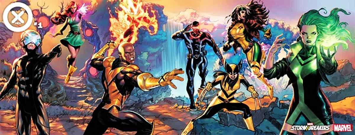 Marvel confirma el nuevo súper equipo de los X-Men