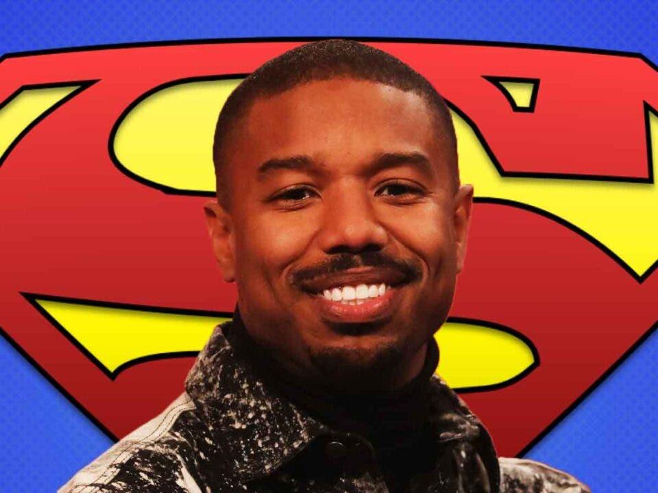 Michael B Jordan habla sobre los rumores sobre Superman