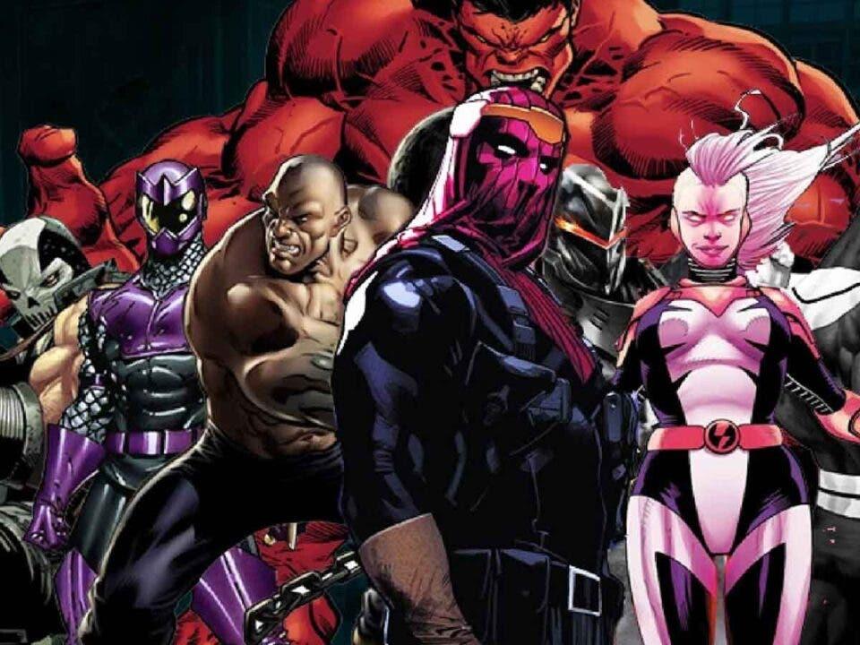 Motivo por el que Marvel Studios no se atreve con los Thunderbolts