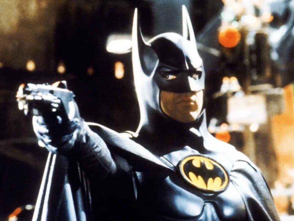 Oficial: Michael Keaton regresará como Batman en la película The Flash