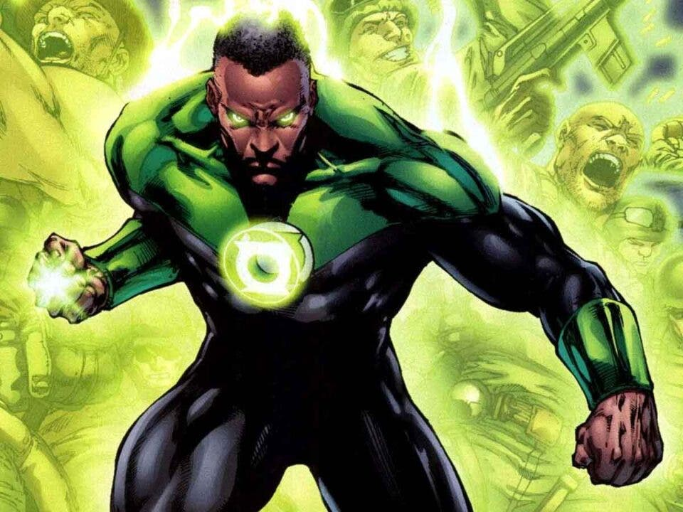They reveal the actor who almost played Green Lantern in Justice League
