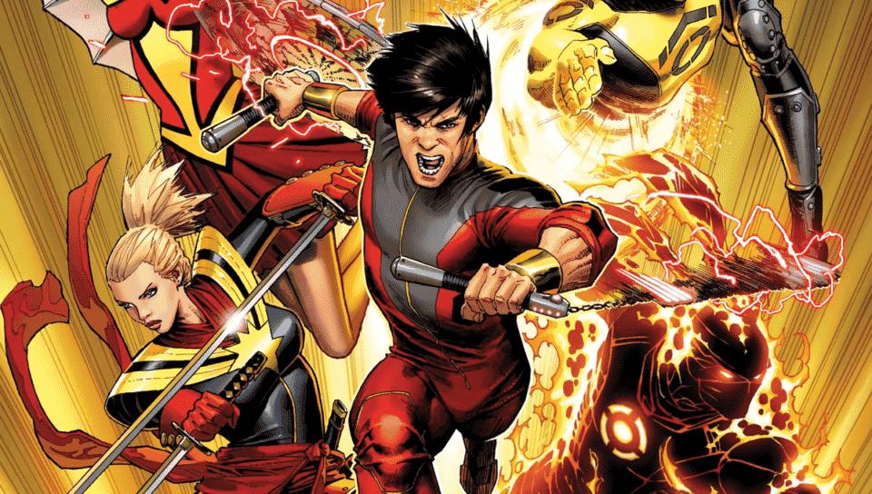 Shang-Chi y la Leyenda de los Diez Anillos , nueva película de Marvel, ya tiene diseño de personajes