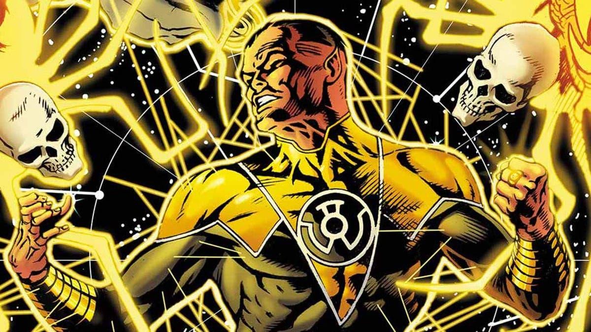 Sinestro, conocido villano de Linterna Verde