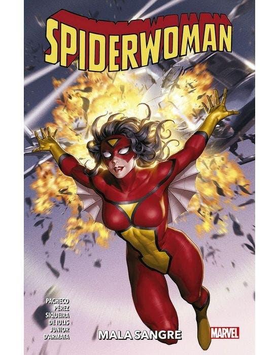 Spiderwoman 1. Mala sangre
