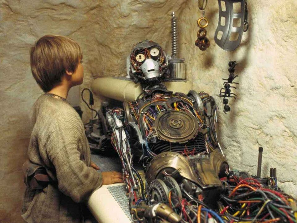 Star Wars reveals why young Anakin Skywalker created C-3PO